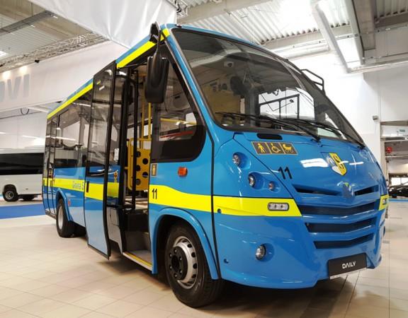 PKM Tychy wybrał gazowe minibusy od MMI