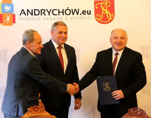 MMI z umową w Andrychowie na 14 MINI