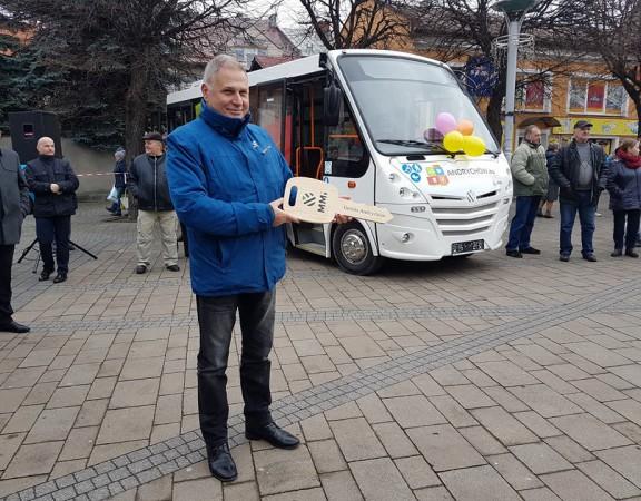 Autobusy MMI już w Andrychowie.